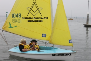 Sailability at Hastings Yacht Club